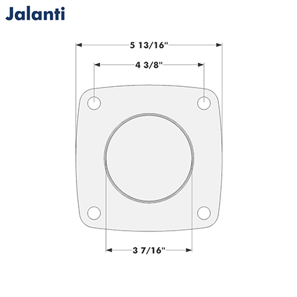 Jalanti Dimensions (Top)